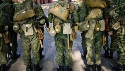 Военный комиссариат Гомельского района проводит призыв граждан на воинскую службу