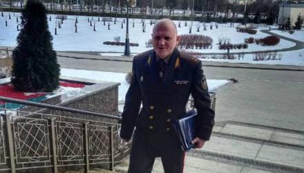 Тертель рассказал о «десятках килограммов тротила», обнаруженных в тайнике на территории Беларуси