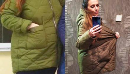 «Мечтала увидеть на весах двузначную цифру…» Как Алёна из Гомельской области похудела на 43 килограмма