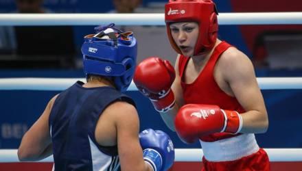 Гомельчанка-боксёр с двумя высшими образованиями выступит на турнире в Париже