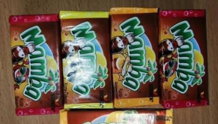 Жвачку Mamba в четырёх вкусах в Беларуси признали опасной и запретили продавать