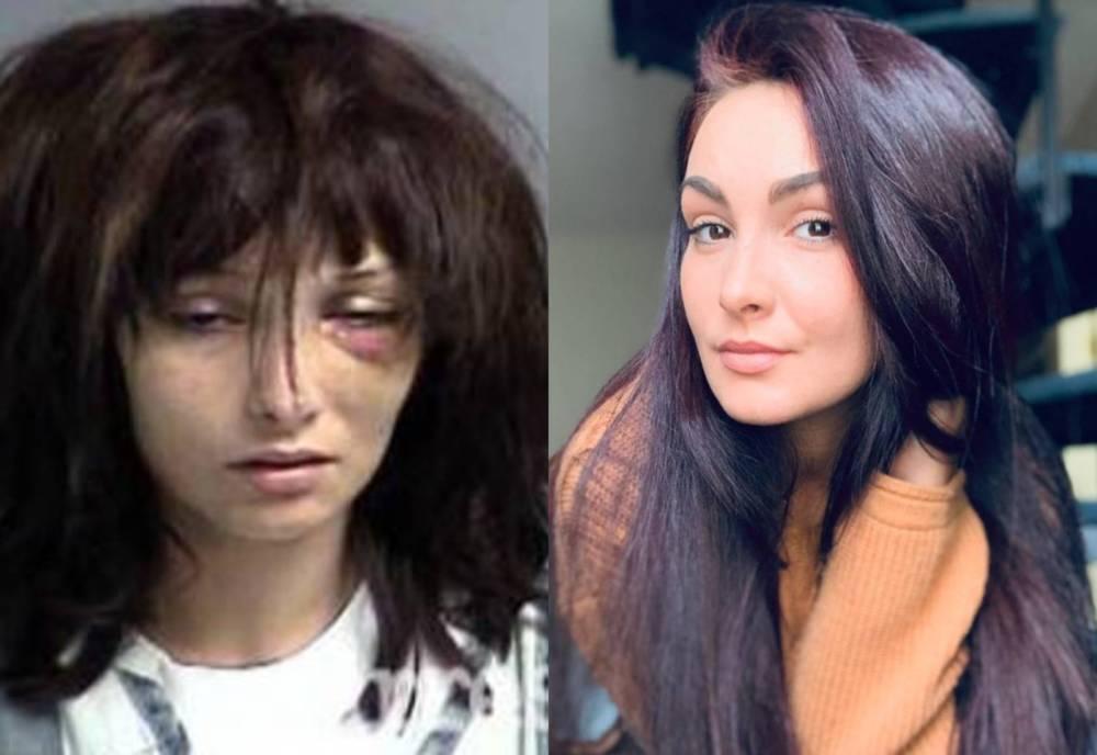 Бродяга пережила 19 передозировок, но отказ от наркотиков сотворил с ней чудо: фото красавицы
