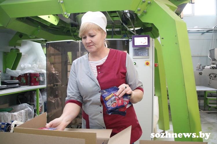 Как производят мармелад на кондитерской фабрике под Гомелем