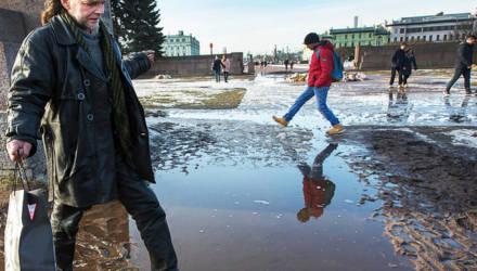 Март в Беларуси в этом году ожидается теплее обычного. Рекорды абсолютных максимумов и минимумов – за Гомельщиной
