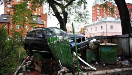 Совмин разрешил снимать авто для утилизации, если три года в базе ГАИ нет информации об эксплуатации