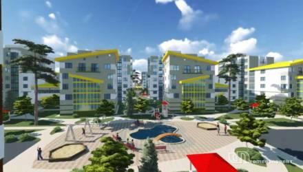 Гомельские проектировщики создали виртуальный микрорайон для китайского индустриального парка