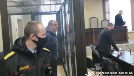 В Мозыре суд приговорил волонтера штаба Тихановской к пяти годам колонии усиленного режима