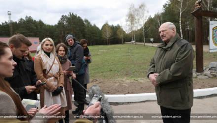 """""""Принципиальное решение"""": на Гомельщине Лукашенко рассказал, что будет с властью, если его вдруг не станет"""