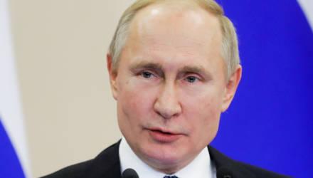 Путин объявил дни с 1 по 11 мая выходными в РФ