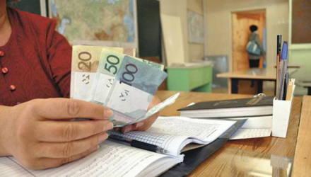 Кто сколько может. На Гомельщине школы просят родителей учеников сдать деньги на новый учебный год
