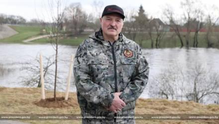 """""""В Гомельской области погреб подготовили"""". Лукашенко обвинил американские спецслужбы в подготовке покушения на него и сыновей"""