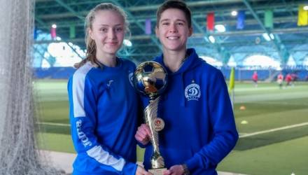 Анастасия Новикова: Футбол – дело всей моей жизни