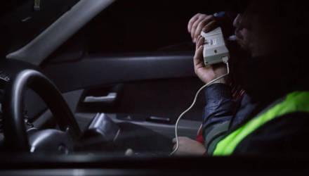 Свыше 100 тысяч штрафов за 4 дня. ГАИ отчиталась, сколько выявила пьяных за рулём в Гомеле и области