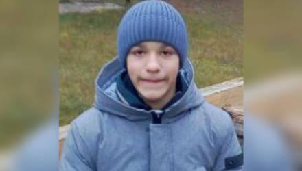 При помощи неравнодушных граждан на Гомельщине найден без вести пропавший 13-летний мальчик