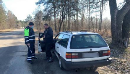 Предупредить пьянство за рулём. ГАИ провела отработку дорог в Гомеле и области: за три часа – 299 нарушителей