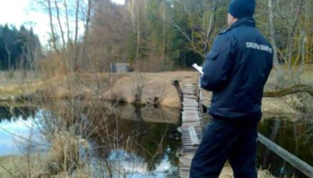 В Борисовском районе утонул пятилетний ребёнок