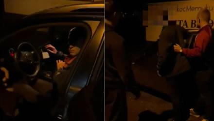 В Гомеле автолюбители забрали ключи у пьяного водителя и вызвали ГАИ