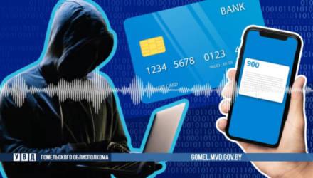 Трое жителей Мозыря пообщались с банковскими мошенниками и лишились более 17 тысяч рублей