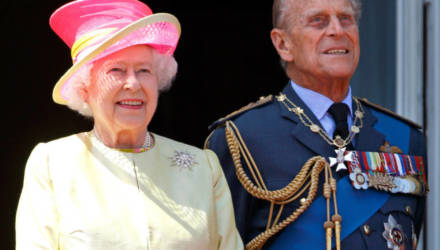 Умер муж королевы Елизаветы II принц Филипп: пара прожила вместе 74 года