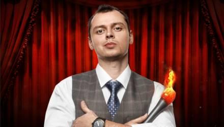 В Гомеле выступит хедлайнер популярного шоу «StandUp» на ТНТ Виктор Комаров