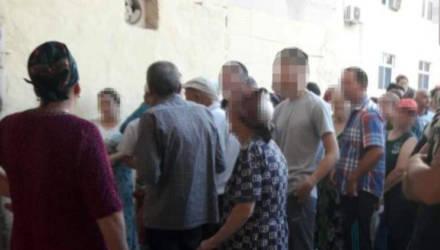 В Туркменистане запретили очереди в магазины ради имиджа президента