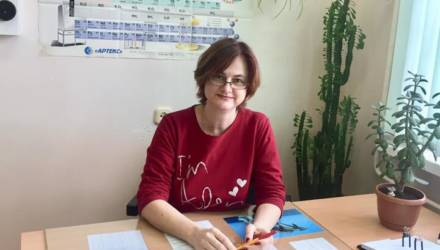 Преподаватель гомельского медунивера от руки рисует лекции для студентов — и им нравится