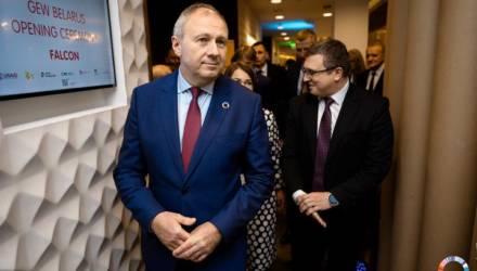 Румас прокомментировал своё появление в Украине