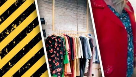 Почему не стоит покупать вещи в секондах. Модница нашла в кармане б/у пиджака аргумент, с которым не поспорить