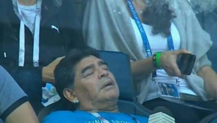 СМИ: на момент реанимации Марадона был мёртв уже несколько часов