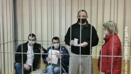 Доверенным лицам Тихановской, которых судят в Гомеле, прокурор запросил от 6 лет колонии