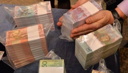 В Гомельском районе директор частной фирмы вовремя не перечислил в бюджет более 100 тысяч подоходного налога