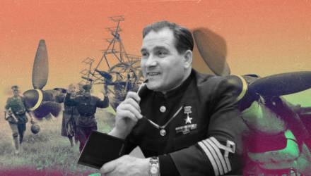 Загадка лётчика Девятаева. Как он, гомельчанин и другие военнопленные сбежали с секретного полигона нацистов на самолёте