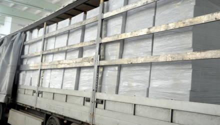 В Польше задержали контрабандные белорусские сигареты на $2,5 млн