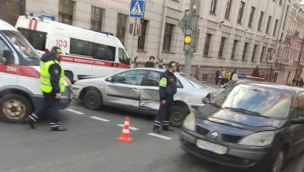 19-летнего водителя, который насмерть сбил 6-летнюю девочку в Гомеле, заключили под стражу