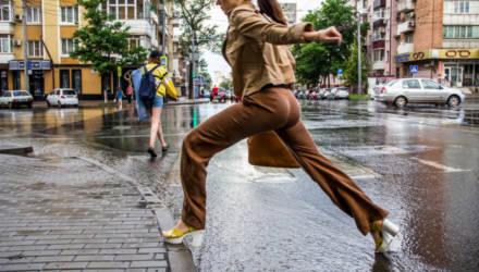 После дождичка в четверг: 13 мая откроет в Гомеле сезон вероятных осадков