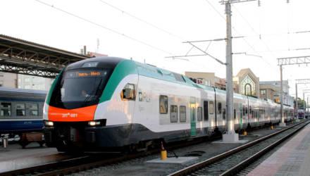 В связи с ремонтом изменят график движения поездов в Гомеле