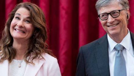 Билл Гейтс разводится с женой Мелиндой спустя 27 лет брака