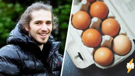 Скептик купил в магазине яйца, но не на омлет. Увидев, что из них выросло, вы навсегда откажетесь от глазуньи