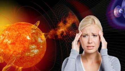 Удар из космоса: в середине мая ожидается магнитная буря