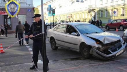 Водительский стаж у парня, который насмерть сбил 6-летнюю девочку в Гомеле, оказался менее года. Возбуждено уголовное дело