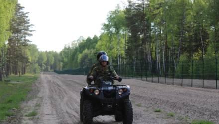 Гомельские пограничники задержали турка, который пытался нарушить белорусскую границу, чтобы навестить девушку