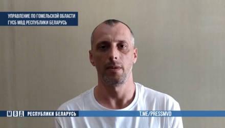 Гомельчанин оскорбил милиционера в Интернете и удивился, когда к нему домой пришли