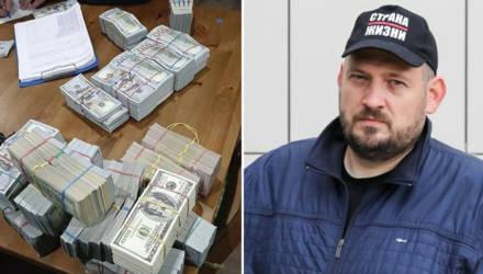 Какой налог должен заплатить Тихановский с $900 тысяч, найденных за диваном, и вернут ли ему эти деньги?
