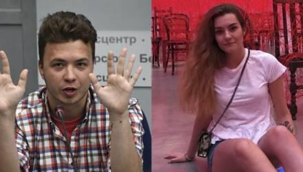 """""""Мы находимся в шоке"""": Романа Протасевича и Софью Сапегу перевели под домашний арест"""