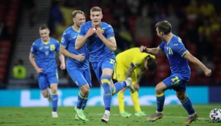 Украина обыграла Швецию и впервые вышла в футбольный четвертьфинал Евро-2020