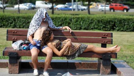 Стало известно, когда гомельчане передохнут от жары