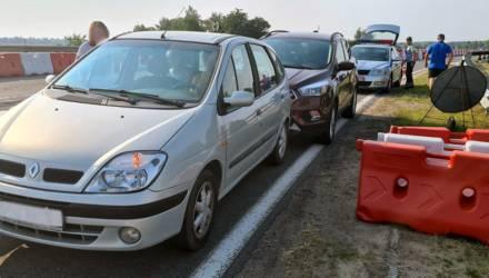 «Все в один голос заявили, что врезался я»: водитель пытается доказать свою невиновность в ДТП на гомельской трассе