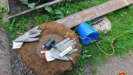 Гомельчанин решил добыть червей для рыбалки с помощью электричества и погиб на месте