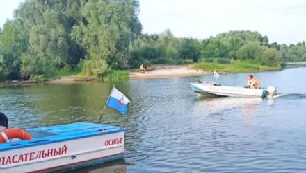 В Гомеле утонул 15-летний школьник, который пытался переплыть Сож