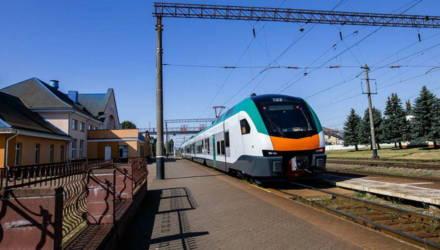Более скоростные электропоезда будут ходить из Гомеля в Минск и обратно
